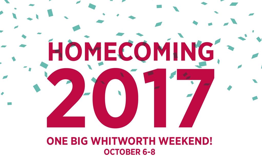 Whitworth Alumni Homecoming Weekend 2017
